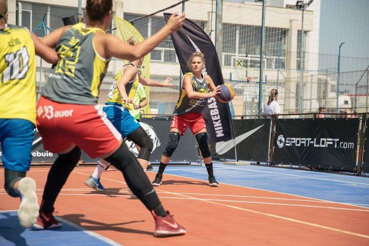 Baschet 3x3 | CSM Satu Mare, locul doi la Turneul Final Sport Arena