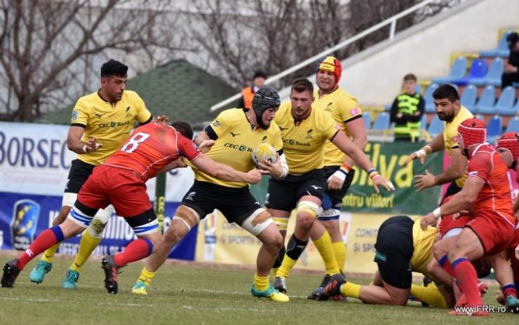 Rugby | Stejarii vor efectua un stagiu de pregătire în Antalya