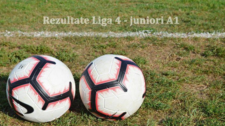 Liga 4 | Rezultatele înregistrate la meciurile juniorilor A1 (etapa 3)
