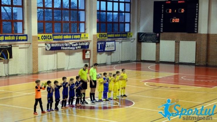 Juniori | Programul turneelor Gheorghe Ola și Gheorghe Ene