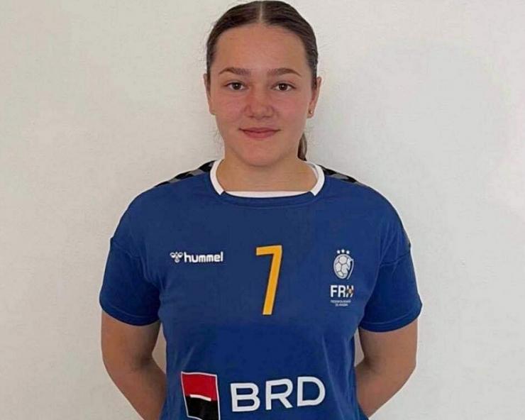 Handbal | Sarah Kibedi a câștigat Trofeul Carpați (junioare) cu echipa națională