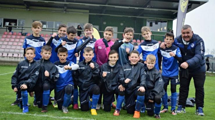 Juniori | Puștii de la Juniorul Satu Mare au participat la un turneu în Austria