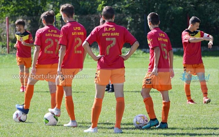 Juniori | O victorie și două înfrângeri pentru LPS Satu Mare în Campionatele Naționale
