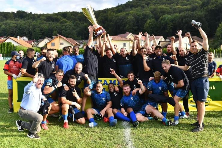 Rugby | CSM Ştiinţa Baia Mare a câştigat SuperLiga CEC Bank