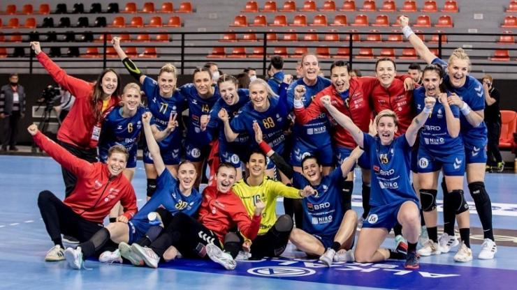 Handbal feminin | România a învins Macedonia de Nord și s-a calificat la Campionatul Mondial