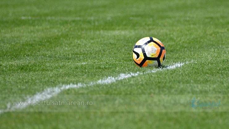 Fotbal   Acțiune de selecție organizată de CSM Satu Mare