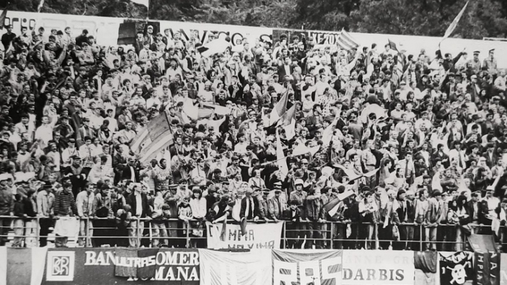 """Florin Fabian: """"Mi-e dor de fotbalul de altădată / Cu goluri, driblinguri și fantezii"""""""