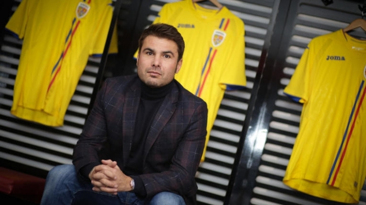 Oficial | Adrian Mutu este noul selecționer al reprezentativei U21 a României