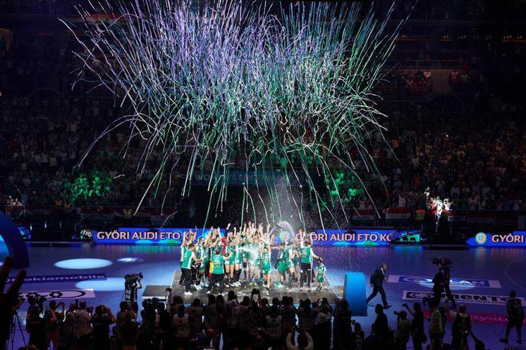 Handbal feminin | Gyor ETO a câştigat Liga Campionilor. CSM Bucureşti, medalie de bronz