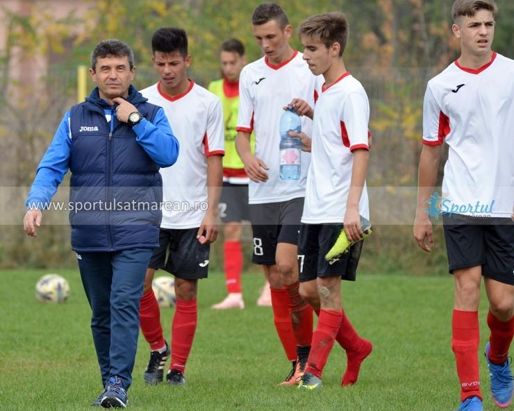 Fotbal | Juniorii de la LPS Satu Mare au încheiat turul Campionatelor Naționale U17 și U19