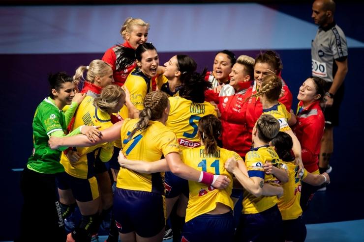 Handbal | România a învins Germania și s-a calificat în grupele principale ale Campionatului European
