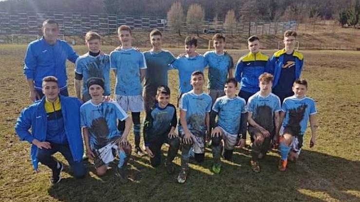 Juniori | LPS Satu Mare a început cu dreptul returul Ligii Elitelor U15