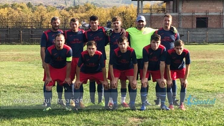 Cupa României | Voinţa Turț a învins fără probleme Egri Sasok Agriş
