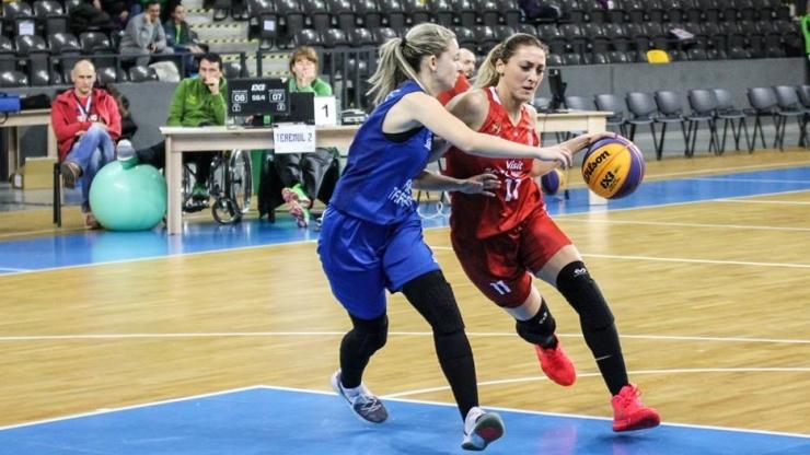 Baschet 3x3 | Evoluție modestă pentru CSM Satu Mare la turneele 7 și 8 din Cupa României