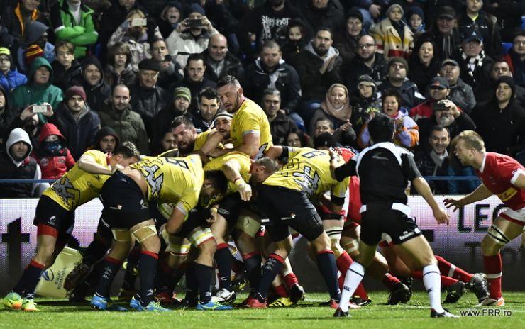 Rugby | Meci test: Japonia - România, sâmbătă, ora 8:40