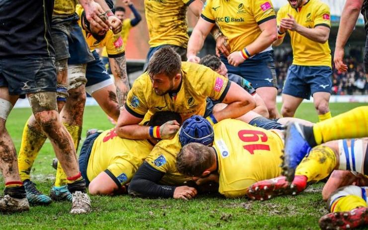 Rugby | Stejarii au învins Belgia și au încheiat pe locul 3 Rugby Europe Championship