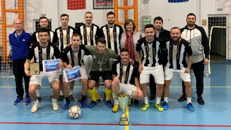 Futsal | Cormoranii din Tg. Mureș au câștigat Cupa Țării Oașului