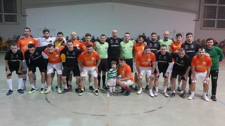 Futsal | Labradorii Negrești Oaș au câştigat ediția a X-a a Cupei Futsal Carei