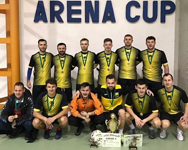 Minifotbal | Labradorii Negrești Oaș au câștigat ediția a VI-a FUTSAL ARENA CUP