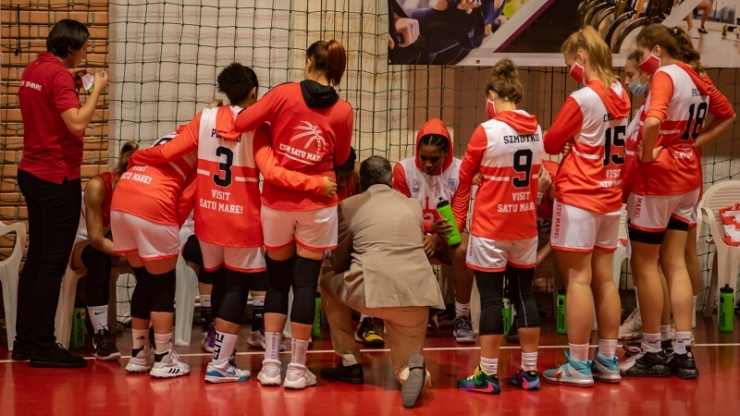 Baschet | CSM Satu Mare a câştigat turneul preliminar din Cupa României