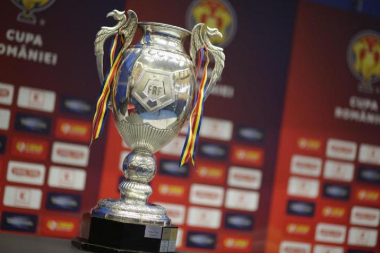S-au tras la sorți semifinalele Cupei României!