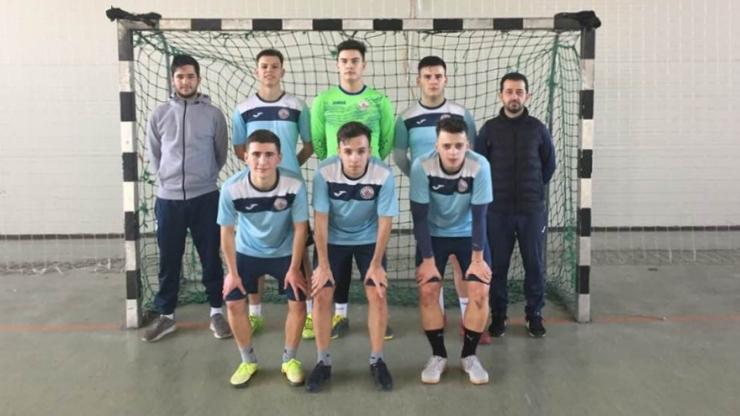 ONSS   Liceul Teoretic Carei a câștigat faza zonală la fotbal băieţi