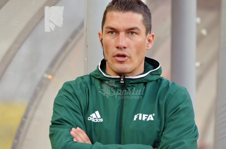Arbitri | Istvan Kovacs, delegat în sferturile UEFA Champions League