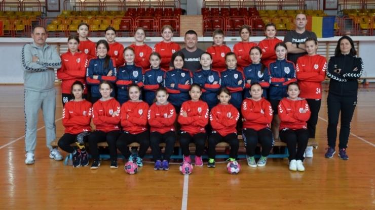 Handbal | Atletik Satu Mare participă cu două echipe la Turneele Semifinale de juniori IV
