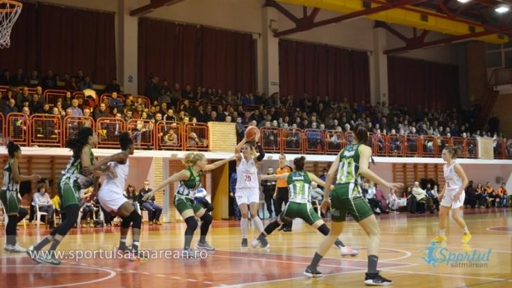 Baschet | Astăzi începe bătălia pentru titlul național în baschetul feminin românesc