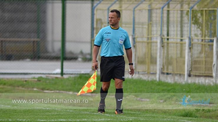 Octavian Șovre, delegat în play-off-ul Ligii Campionilor