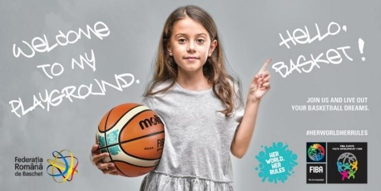 """Proiectul """"Hello Basket"""" va fi implementat și în Satu Mare"""