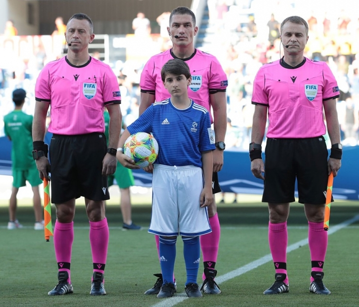 Euro 2019 | Istvan Kovacs, delegat la derby-ul Grupei B