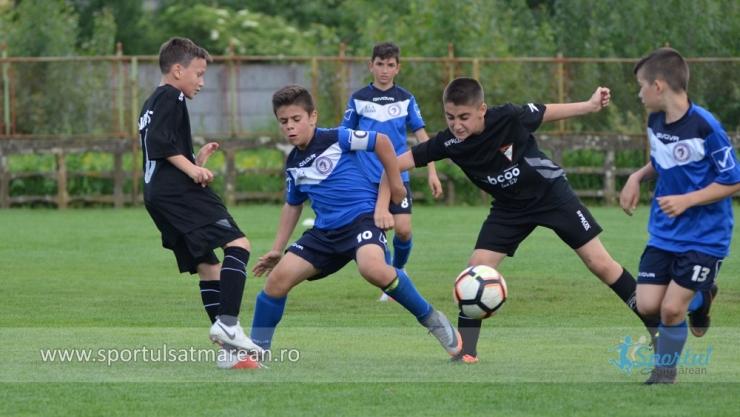 Juniori | Programul jocurilor din weekend în Campionatele județene U11/U13