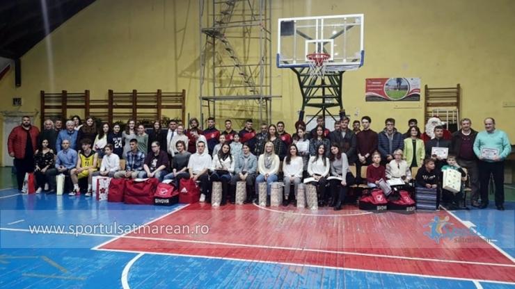 Festivitate | LPS Satu Mare și-a premiat cei mai buni sportivi