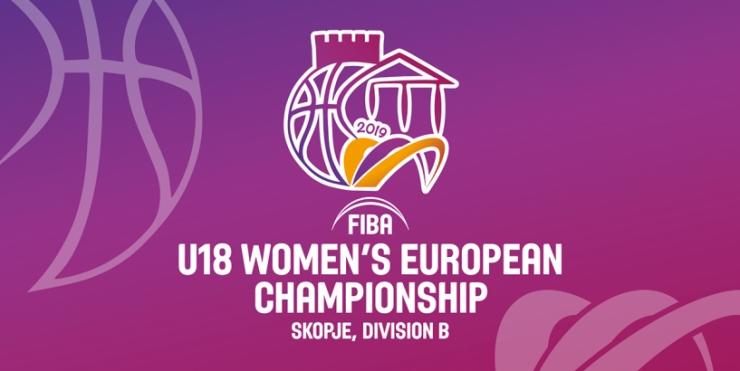 Baschet | Rebecca Lipovan participă cu echipa națională la Campionatul European U18 feminin Divizia B