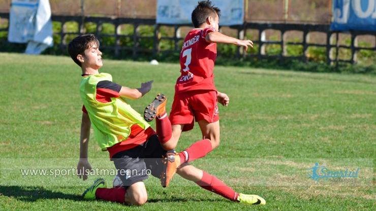 AJF Satu Mare | A fost stabilit programul meciurilor de juniori U11, U13 și U15