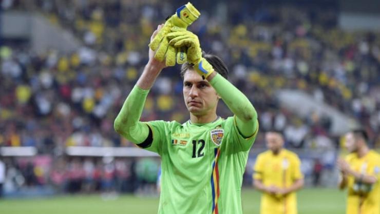 Ciprian Tătărușanu se retrage de la echipa națională