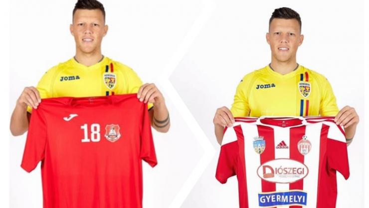 Transfer | Adrian Rus, dorit de echipe de top din România și Ungaria