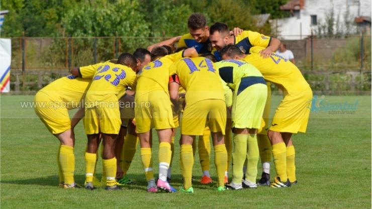 Oficial | Olimpia MCMXXI Satu Mare va juca în turul doi al Cupei României