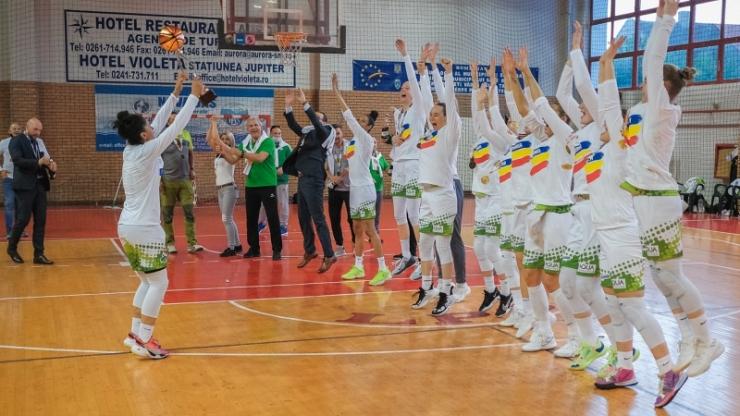 Baschet | Sepsi Sfântu Gheorghe a învins CSM Satu Mare și a câştigat al cincilea titlu naţional