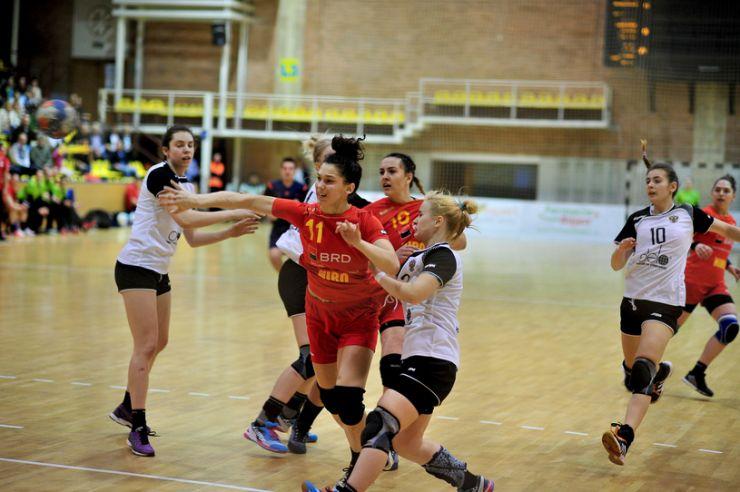 Handbal | Naționala U18 a României se pregătește la Satu Mare pentru Campionatul Mondial