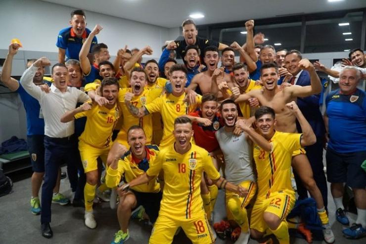 Grupă dificilă pentru naţionala de tineret la Euro 2019