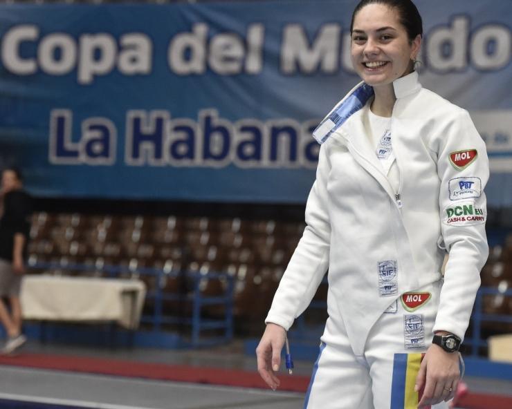 Sătmăreanca Amalia Tătăran a obținut un rezultat foarte bun la Cupa Mondială de la Havana