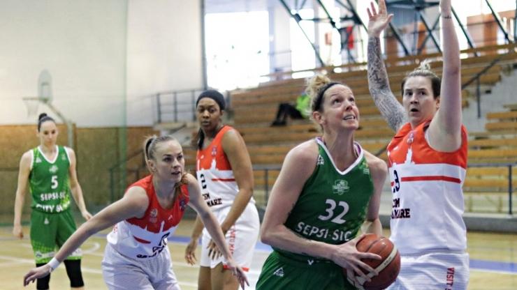 Baschet | CSM Satu Mare a pierdut cu Sepsi și a învins KSE Târgu Secuiesc la ultimul turneu al sezonului regulat