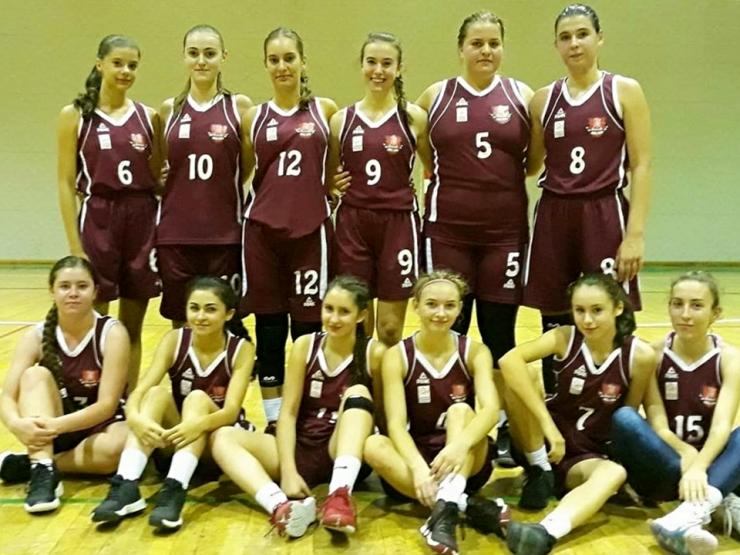Baschet U18 | O victorie și o înfrângere pentru LPS Satu Mare la ultimul turneu al turului
