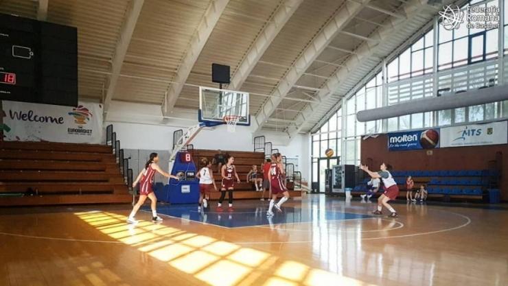 Baschet 3x3 | CSM Satu Mare, locul 11 și 12 la turneele 2 și 3 din Cupa României