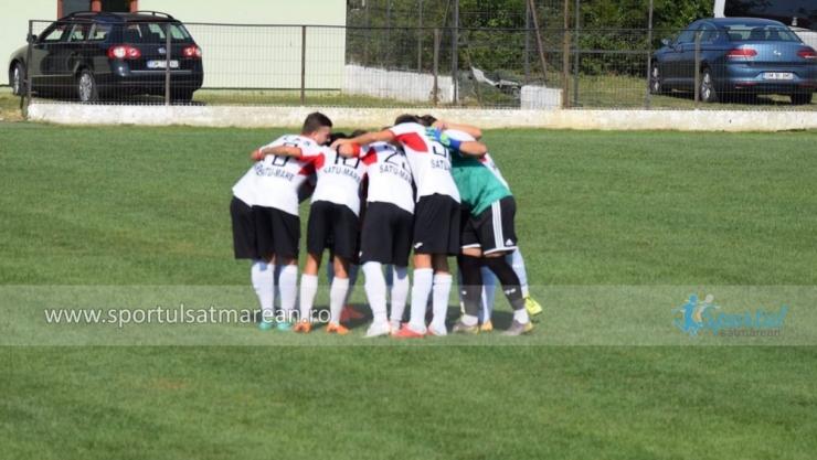 Juniori U17/U19 | O Victorie și o înfrângere pentru juniorii de la LPS Satu Mare