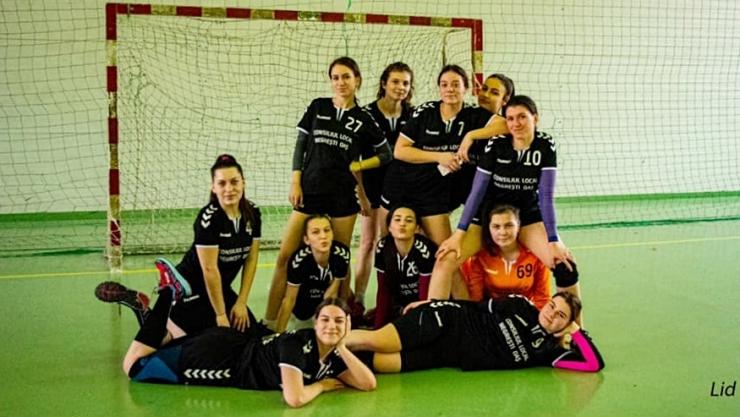 Handbal | Fetele de la Liceul Tehnologic I.G. Andron și-au aflat adversarele de la faza națională a Cupei MEC