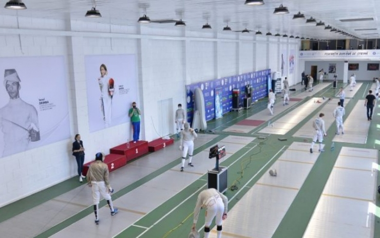 Floretă | CS Satu Mare, locul 4 la Campionatul Național de tineret – echipe