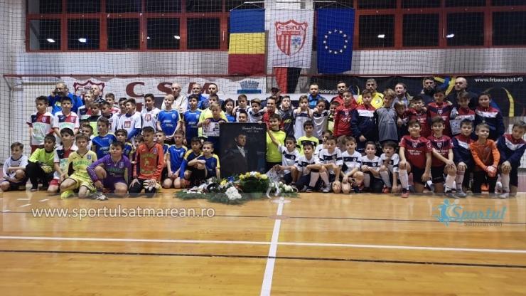 Fotbal | Zeci de copii au participat la Memorialul dedicat lui Daniel Prodan